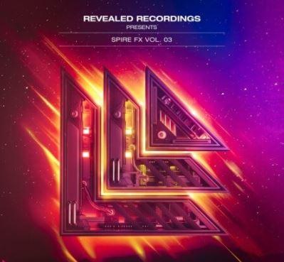 Revealed Recordings Revealed Spire FX Vol.3 [WAV, Synth Presets]