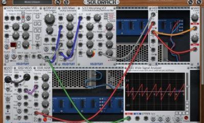 SoloStuff SoloRack v2.0 [WiN]