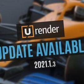 U-RENDER 2021.1.3 for Cinema 4D