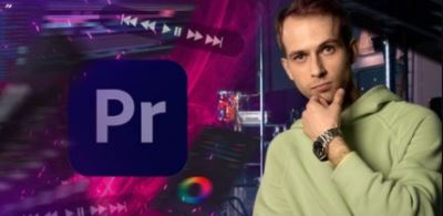 Udemy Premiere Pro 2021 Video Editing Course from Beginner to Pro [TUTORiAL]