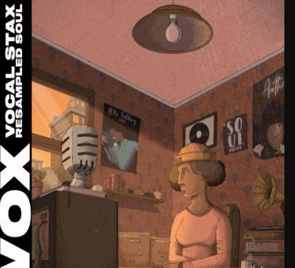 VOX Vocal Stax Resampled Soul [WAV]