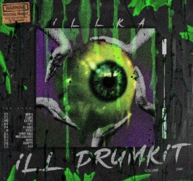 iLLKA iLL Drumkit [WAV]