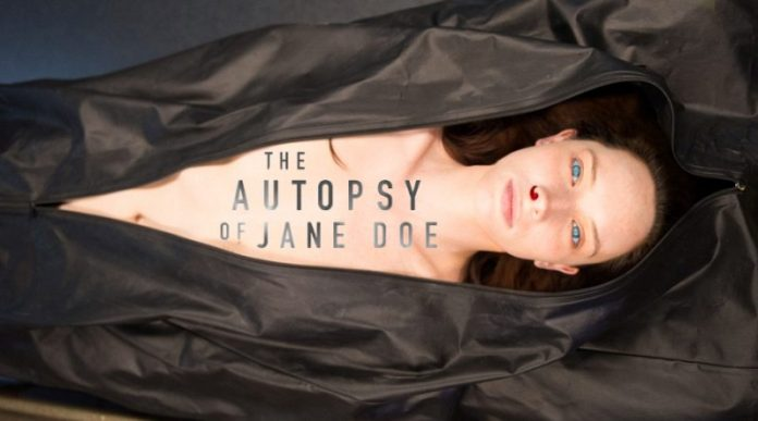 31DOH Day 17: The Autopsy of Jane Doe - World Geekly News