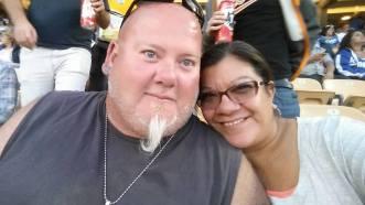My husband and I- 2016