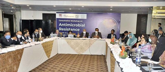 Two-day consultative workshop on antimicrobial resistance concludes