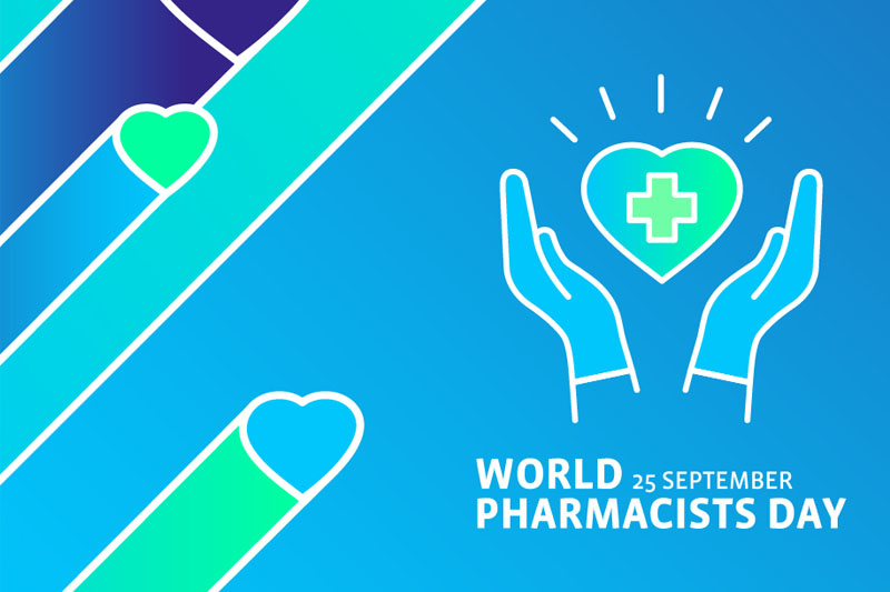 World Health News wishes all pharmacists a 'Happy Pharmacists Day'