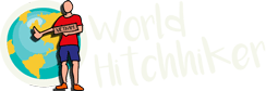 world hitchhiker logo