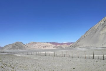 border tajikistan china