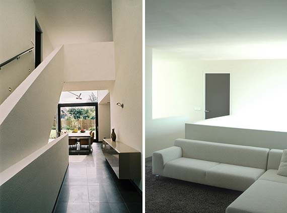 Villa Void Almelo By Zecc Architecten Interior Design