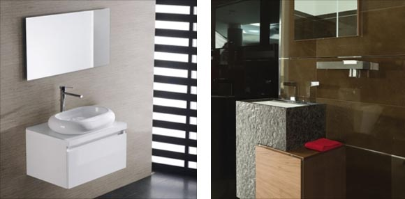 Bathroom Series From Porcelanosa Ideas For Decorating