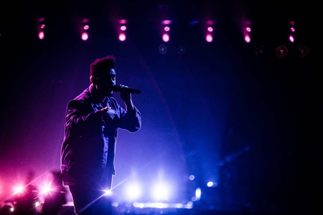 24 HOURS IN HOUSTON - The World in Four Day - The Weeknd Starboy Tour Houston Texass