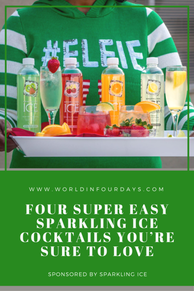 SPARKLING ICE COCKTAIL