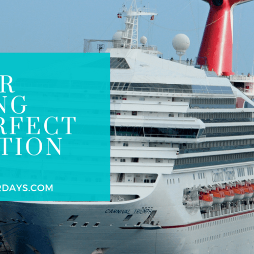 Tips For Enjoying A Carnival 2 Day Cruise