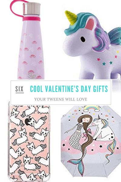 Valentine Gift Ideas for Tweens