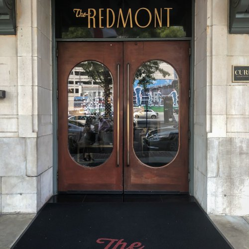 The Redmont Hotel in Birmingham Alabama is packed with lots of fun historical tidbits. Located in the heart of Birmingham Alabama and minutes away from many popular locations like the Civil Right Institute and the 16ht Street Baptist Church. The Redmont Hotel is one of the oldest hotels in Birmingham and a must visit!