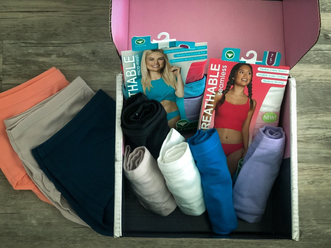 Micro-Mesh Underwear - The First Step to Fall Fashion