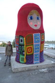 Fameuses poupées Russes
