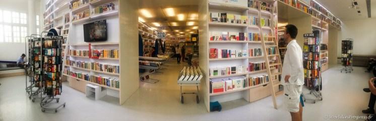 Bibliothèque Delhi
