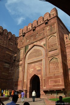 Fort Rouge de Agra
