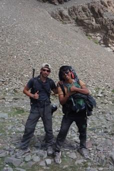 2014-08-04 10-04-54 Ladakh Stok Kangri 6000m