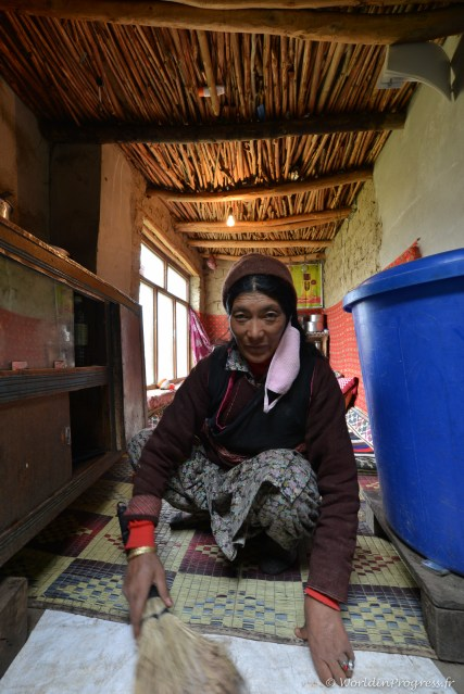Habitat du Zanskar