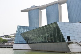 Shop Louis Vuiton et Marina Bay Sands