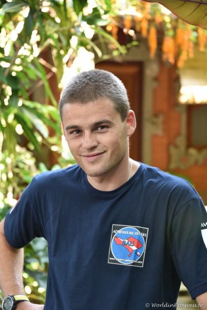 Jurgen, best diving instructor :-)