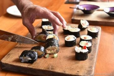 Sushi maisons