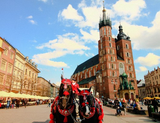 polish cities, krakow, poland, city escapes