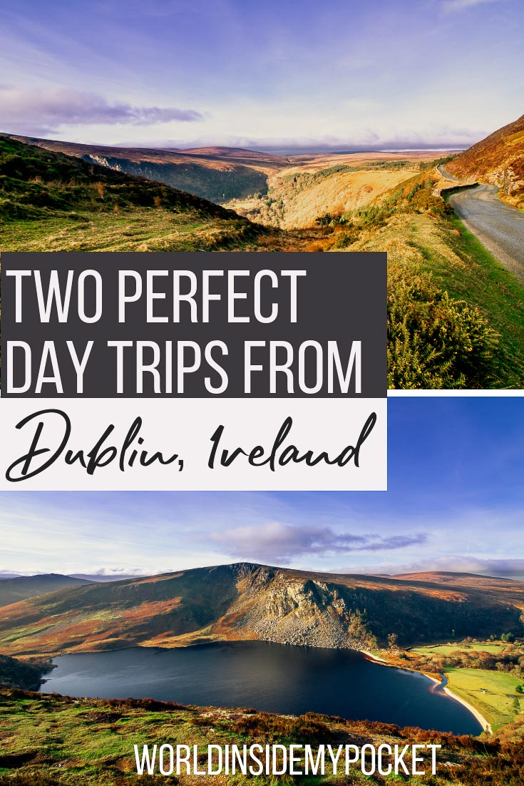 2 day trips from Dublin, Dublin Day trips