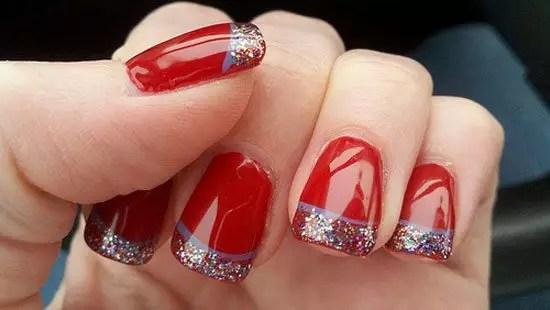 Beautiful Christmas Nail Art Nails For You Source