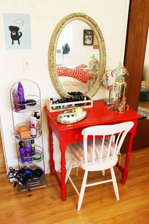 10 DIY Dressing Table Ideas World Inside Pictures