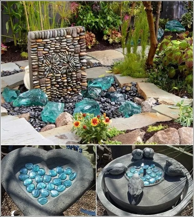 20 DIY Garden Ideas That You Must Try This Spring | World ... on Handmade Diy Garden Decor  id=26056