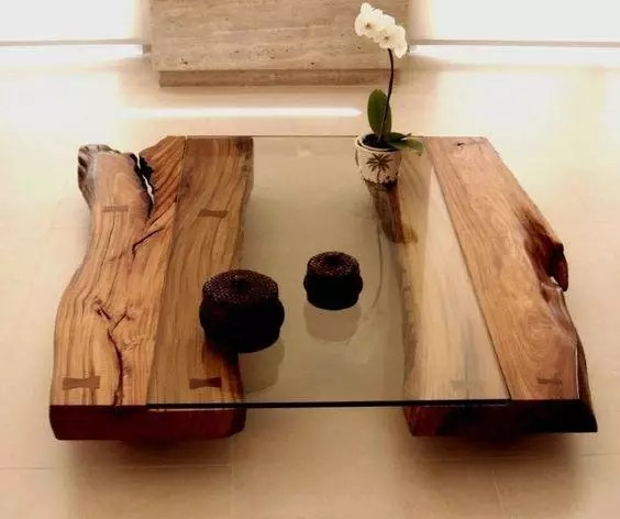 gorgeous coffee tables made of wood