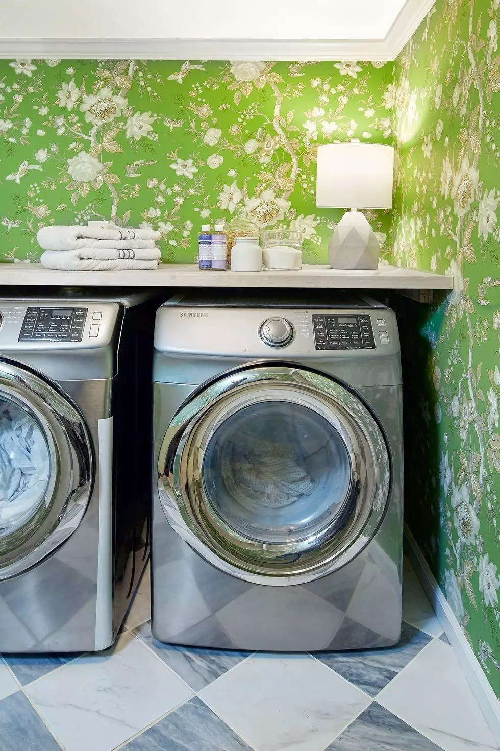 Laundry Room Decorating Ideas To Try In Your Home | World ... on Laundry Room Decor Ideas  id=95099