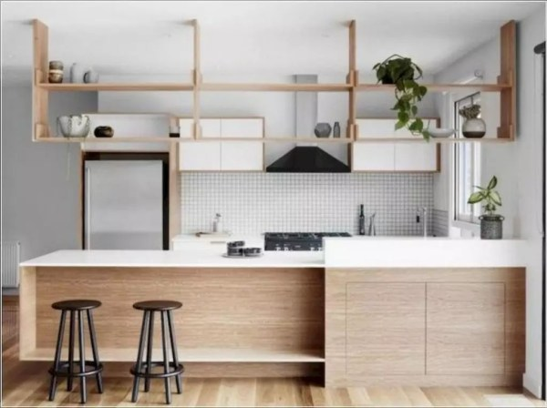 küçük mutfak yenileme fikirleri