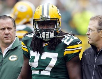 Offensive ROTY: Eddie Lacy