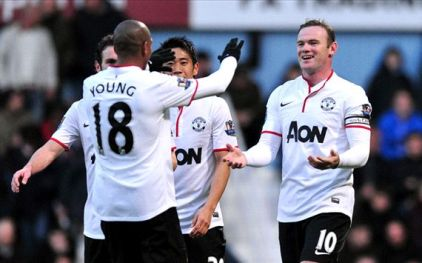 Rooney Bags His Second