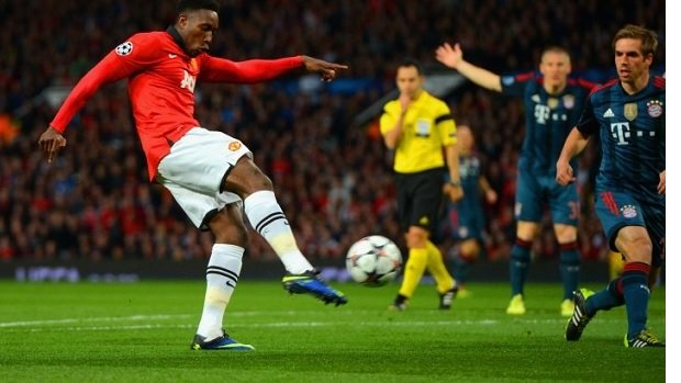 Danny Welbeck had his goal disallowed