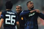 Patrice Evra joins Juventus
