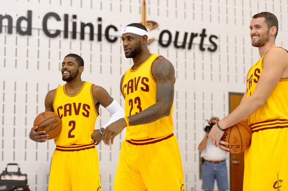 Kevin Love Cleveland Cavaliers Media Day Jlaozy Lir5L
