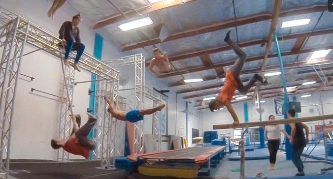breaking gravity parkour