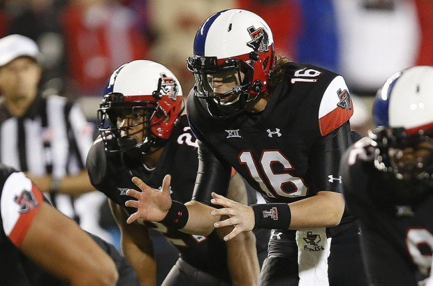 TEXAS TEXAS TECH FOOTBALL 40570355 620x410