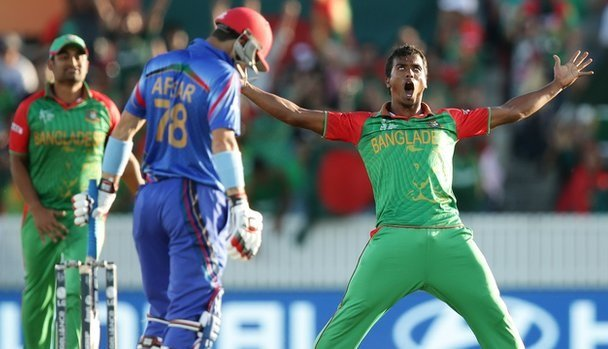 Bangladesh Cruise Past Afghanistan In Their Opening Game Of Icc World Cup 2015