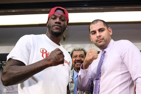 Wilder vs  Molina Stephanie Trapp 3