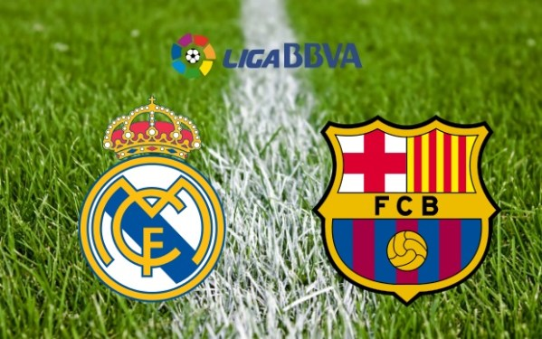 Real Madrid Vs Barcelona 1426960797