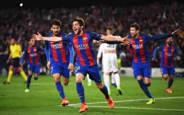 Barcelona Orchestrate The Greatest Comeback Ever