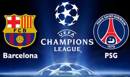 Prediksi Barcelona Vs Psg 22 April 2015