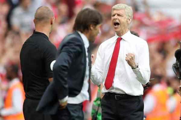 Arsenal V Chelsea Emirates Fa Cup Final Wembley Stadium