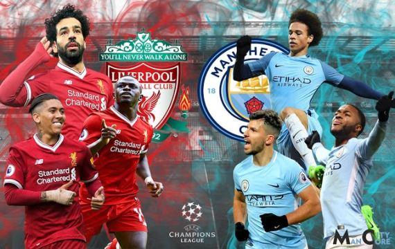 Liverpool Vs Man City Anfield Uefa Champions League Quarter Final Preview First Leg